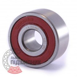 3201 2RS [CX] Angular contact ball bearing