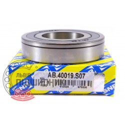 AB40019.S02 [SNR] Deep groove ball bearing