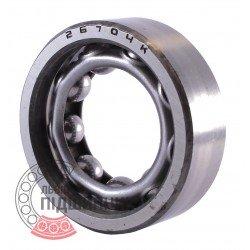 226704 Angular contact ball bearing