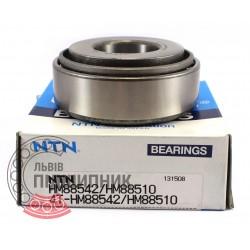 HM88542/10 [NTN] Tapered roller bearing