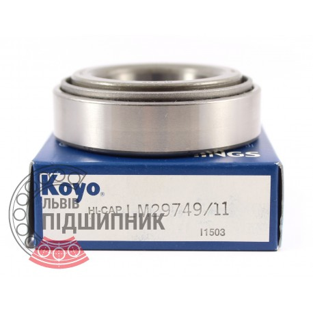 LM29749/11 [Koyo] Tapered roller bearing