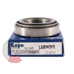 L68149/11 [Koyo] Tapered roller bearing
