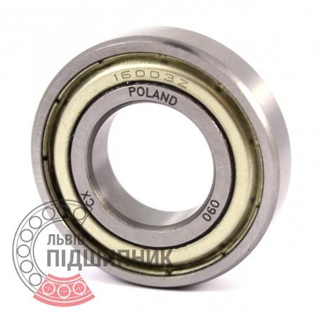 16003 ZZ [CX] Deep groove ball bearing