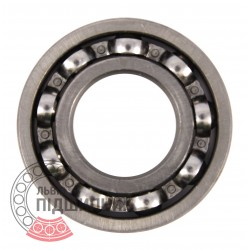 16004 Deep groove ball bearing
