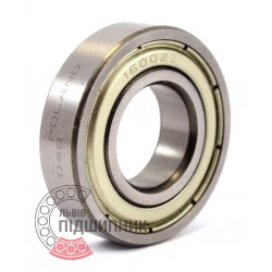 16002 ZZ [CX] Deep groove ball bearing