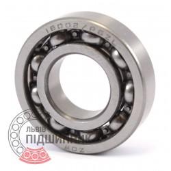 16002 Deep groove ball bearing