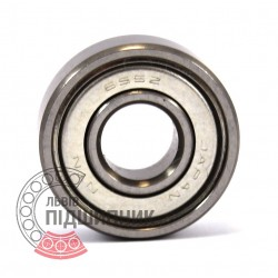1000095 (695AZZ/5K) [NTN] Deep groove ball bearing