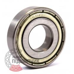 16001 ZZ [CX] Deep groove ball bearing