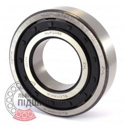 92206 (NUP206E) [Kinex ZKL] Підшипник роликовий