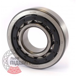 NU306 [Kinex ZKL] Cylindrical roller bearing