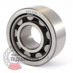 NU2305 Cylindrical roller bearing