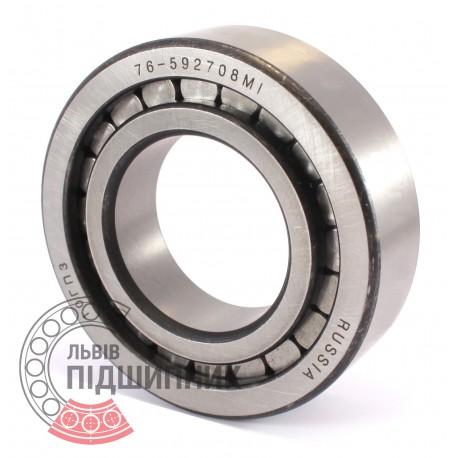 592708 М1 [GPZ-10 Rostov] Deep groove ball bearing
