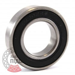 61902 2RS [CX] Deep groove ball bearing