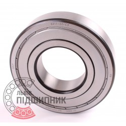 6311-2Z C3 [SKF] Deep groove ball bearing