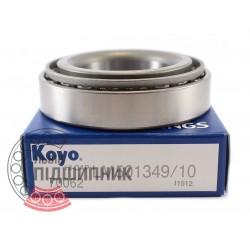LM501349/10 [Koyo] Конічний роликовий підшипник