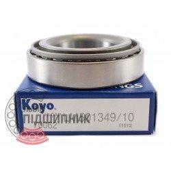 LM501349/10 [Koyo] Tapered roller bearing