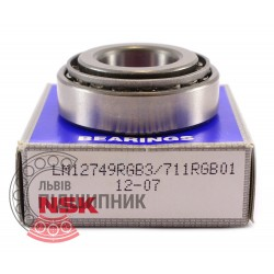 LM12749/11 [NSK] Tapered roller bearing