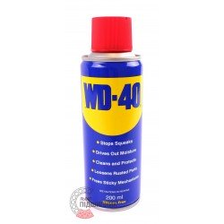 Universal spray WD-40, 200ml