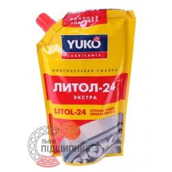 Multipurpose lubrication Litol-24 (Yukoil),375gr