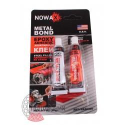 Epoxy glue NOVAX, steel 20 gr.