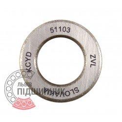 51103 [ZVL] Thrust ball bearing