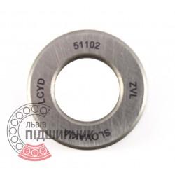 8102 (51102) [ZVL] Опорний кульковий підшипник