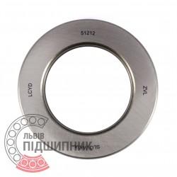 8212 (51212) [ZVL] Опорний кульковий підшипник