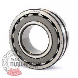 22206 EW33J [ZVL] Spherical roller bearing