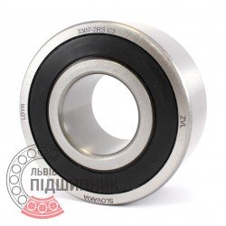 3307-2RS-C3 [ZVL] Angular contact ball bearing