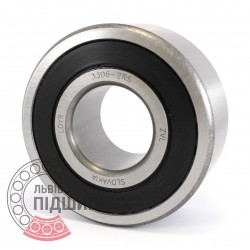 3306-2RS [ZVL] Angular contact ball bearing