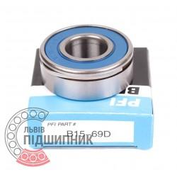 Deep groove ball bearing B15-69D [PFI]