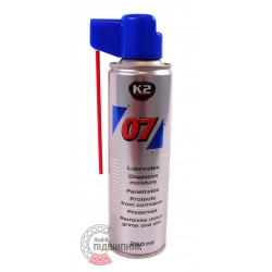 Universal spray 07 K2, 250ml