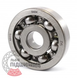 6404 [Kinex ZKL] Deep groove ball bearing