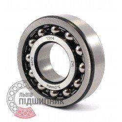 1204 [Kinex ZKL] Self-aligning ball bearing