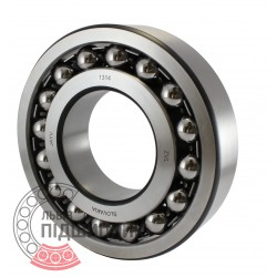 1314 [Kinex ZKL] Self-aligning ball bearing