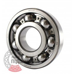 6411 C3 [Kinex ZKL] Deep groove ball bearing