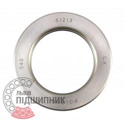 8213 (51213) [CX] Опорний кульковий пiдшипник