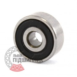 623 2RS [CX] Deep groove ball bearing