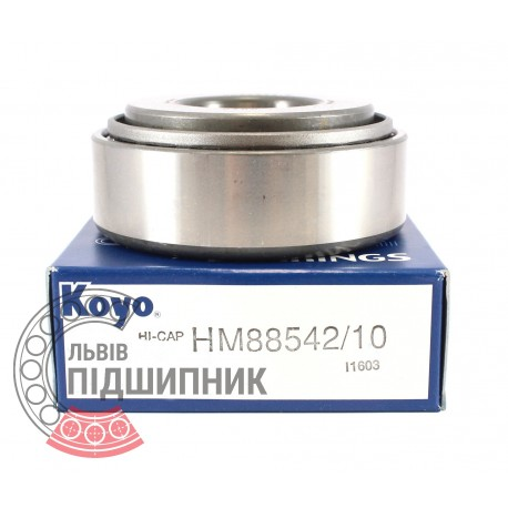 HM88542/10 [Koyo] Tapered roller bearing