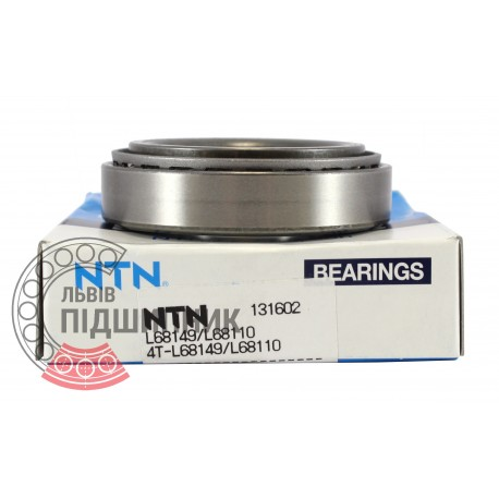 L68149/10 [NTN] Tapered roller bearing