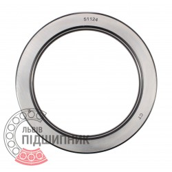 51124 [China] Thrust ball bearing