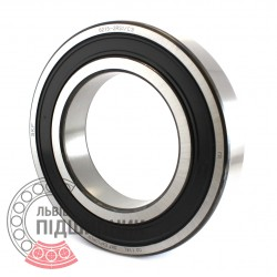 6215-2RSC3 [SKF] Deep groove ball bearing