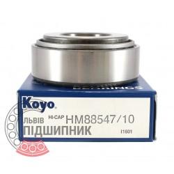 HM88547/10 [Koyo] Tapered roller bearing