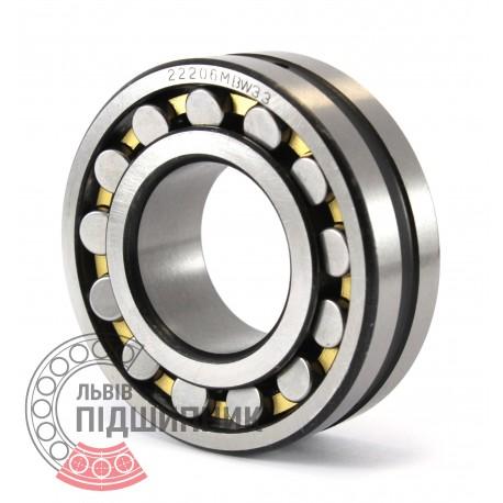 22206 CAW33 Spherical roller bearing