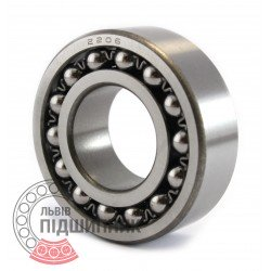 2206 [GPZ-4] Self-aligning ball bearing