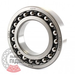 1211 [Kinex ZKL] Self-aligning ball bearing