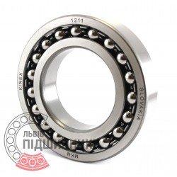 1211 [Kinex ZKL] Self-aligning ball bearing