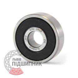 626 2RSR [ZVL] Deep groove ball bearing