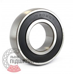 1580207 [GPZ-34] Deep groove ball bearing