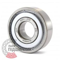 6201-2ZR [ZVL] Deep groove ball bearing